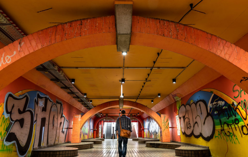 U-Bahn Essen