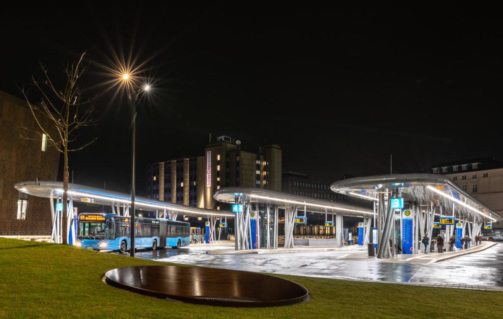 Wuppertal Elberfeld Busbahnhof