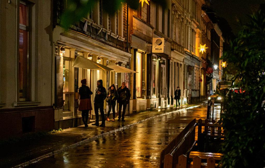 Abends im Luisenviertel – Teil 2: Street