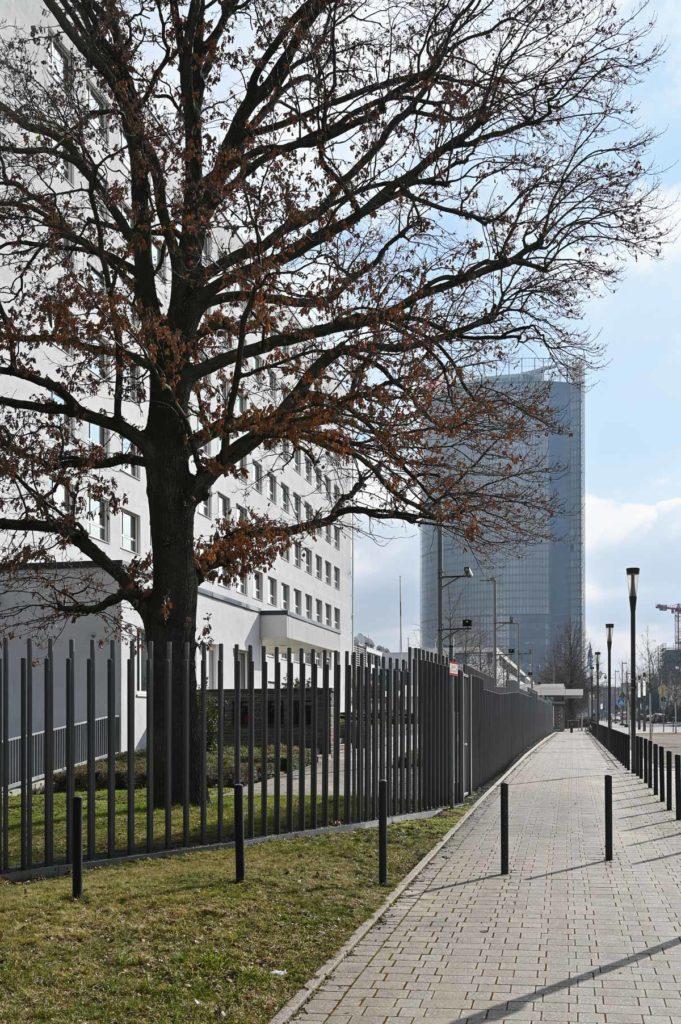 Bundestag und Posttower