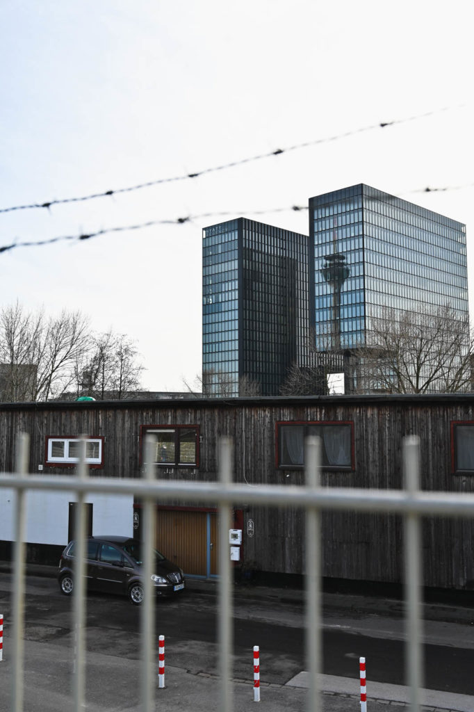 Hyatt und Funkturm