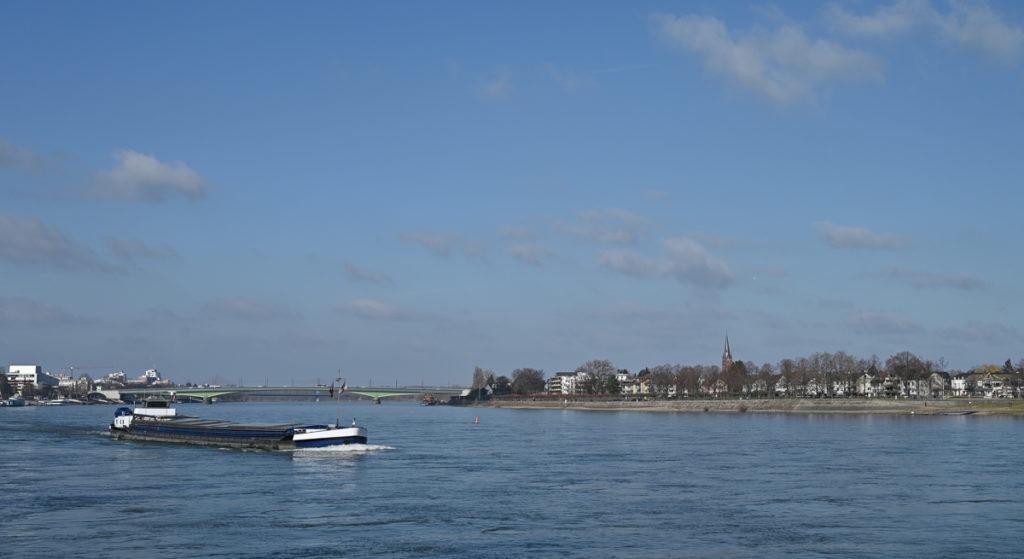 Blick auf Bonn Beuel